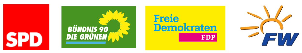 Erfolgsbilanz der Koalition aus SPD, Bündnis 90/Die Grünen, FDP und Freien Wählern