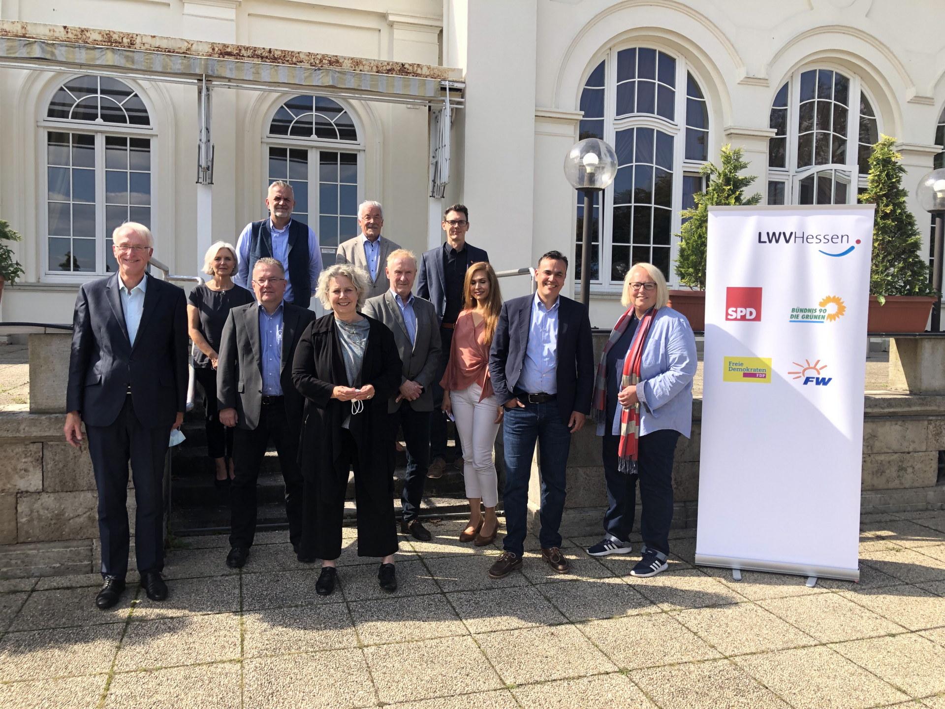 Alternative Beschäftigungsmöglichkeiten für Menschen mit Behinderungen in Hessen
