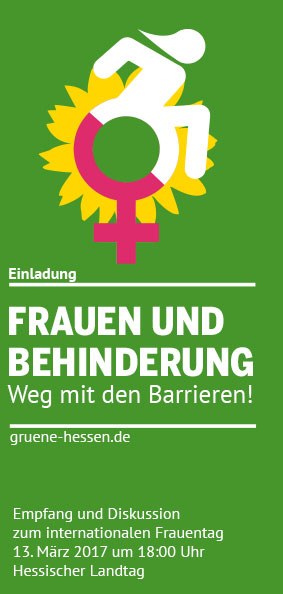 Flyer Internationaler Frauentag 2017
