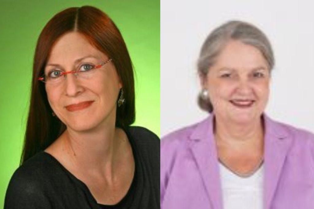 Geschäftsführung, Silke Meyenberg & Iris Bachmann